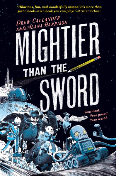 Mightier Than the Sword – PBC's Book Reviews